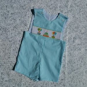 Other - Birthday Smocked for Boy